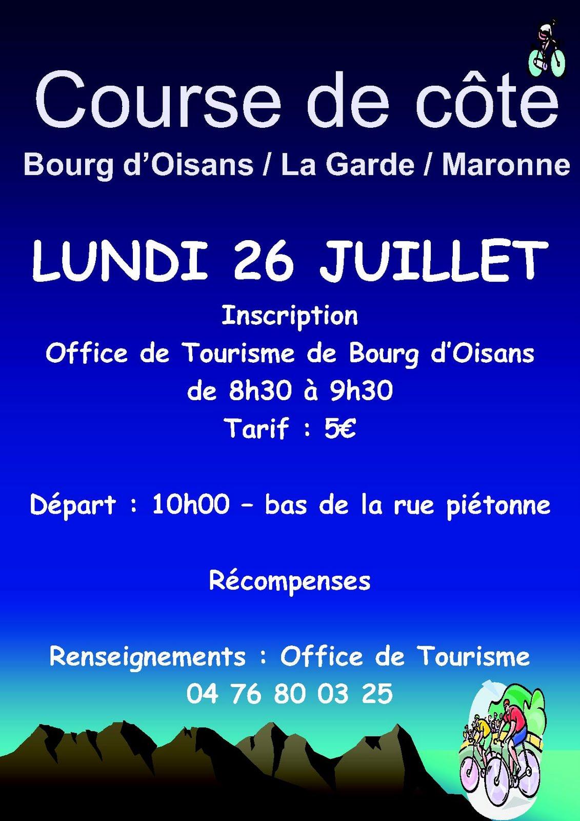 NEWS DE LOFFICE DE TOURISME BOURG DOISANS Pour Les